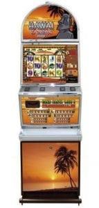 maquina tragamonedas de salon de juegos hawai dreams